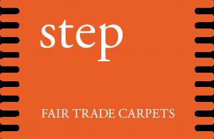 Label Step Logo quer Pantone