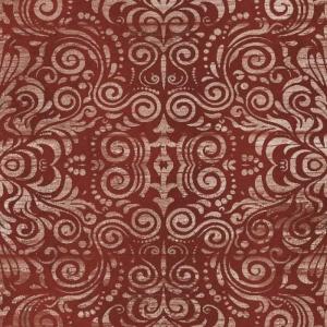 Caligula red white
