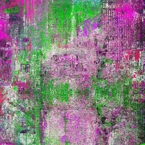 Excessus pink green