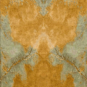 Onyx heart gold green(Visualization)