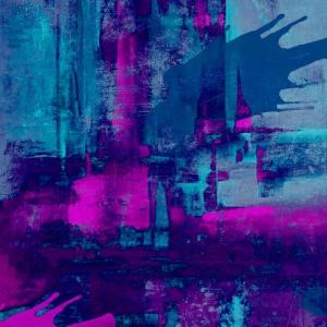 Septimus blue pink rush
